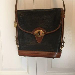 Dooney & Bourke messesger crossbody leather bag